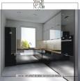 Kuchnia z akrylowymi frontami