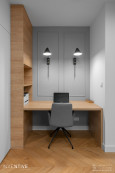 Miejsce do pracy - domowe biuro