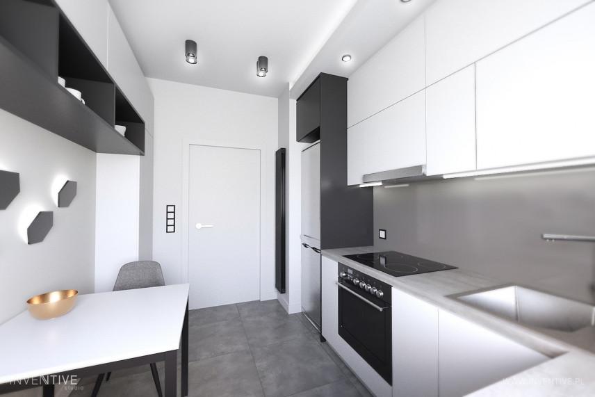 Kuchnia w minimalistycznym stylu