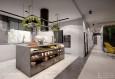 Kuchnia z designerską wyspą