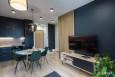 Aranżacja salonu w nowoczesnym mieszkaniu