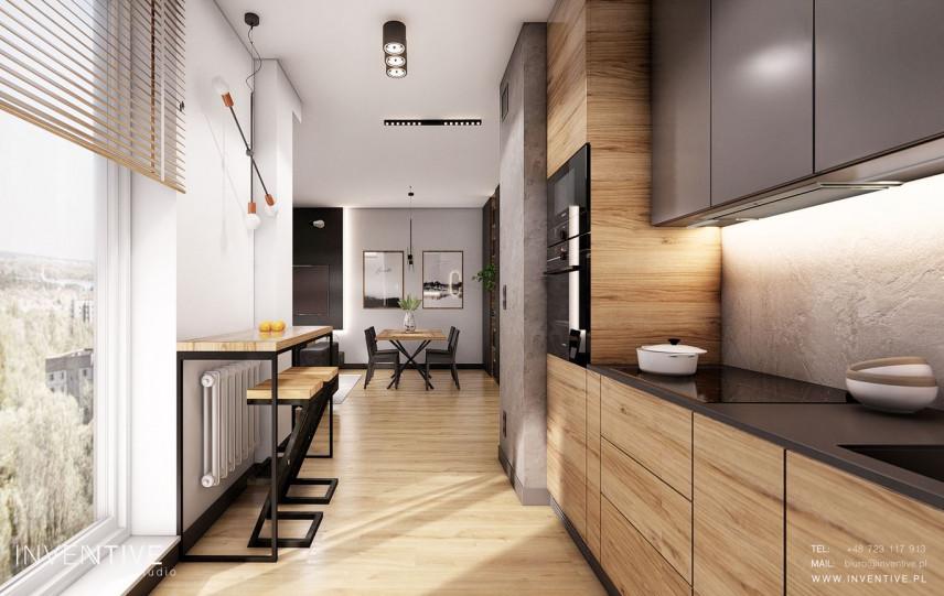 Aranżacja małej kuchni w mieszkaniu
