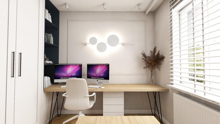 Pokój do pracy w domu