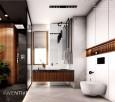 Aranżacja łazienki z wąskim oknem