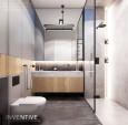 Aranżacja łazienki z marmurową podłogą