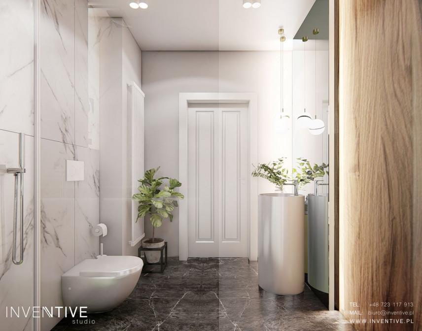 Łazienka w szyku i elegancji