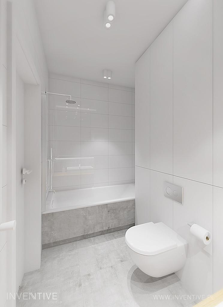 Estetyczna łazienka