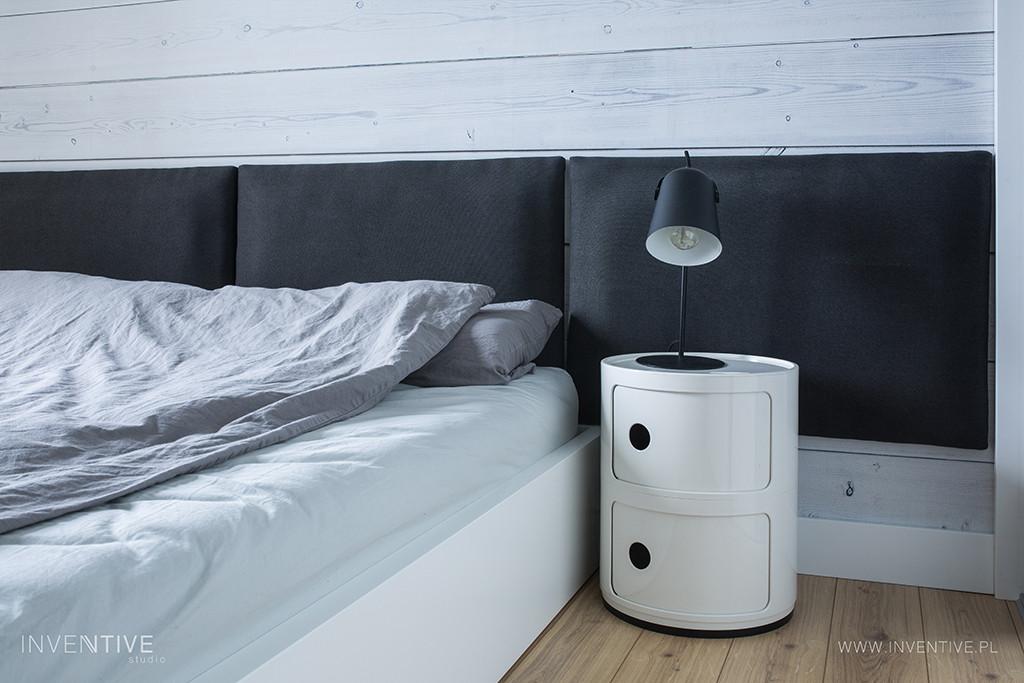 Nowoczesne szafki nocne w sypialni