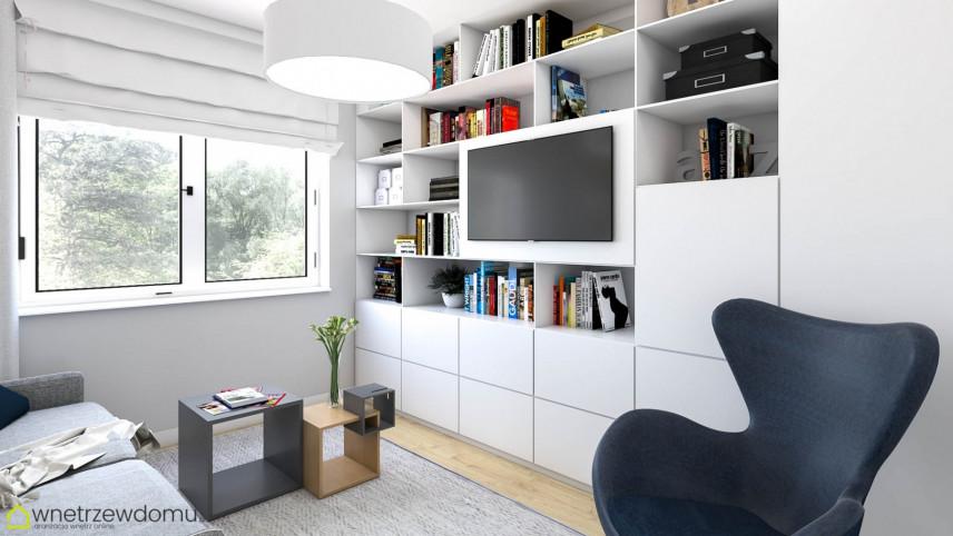 Pokój w mieszkaniu z przeznaczeniem do pracy